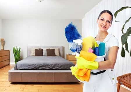 Louduon cleaning professional